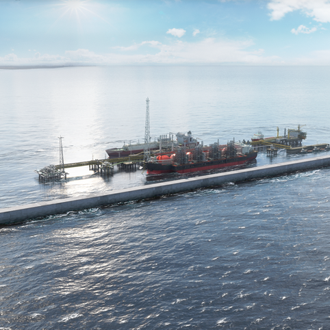 Crondall Energy acts as Technical Advisor on the Conversion of the Gimi LNG to FLNG