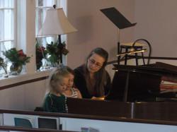 Piano 4 hands