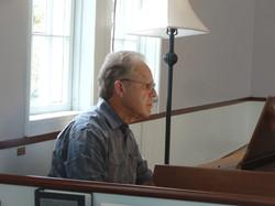 Arthur Diamond pianist
