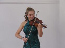 Rachel - violin