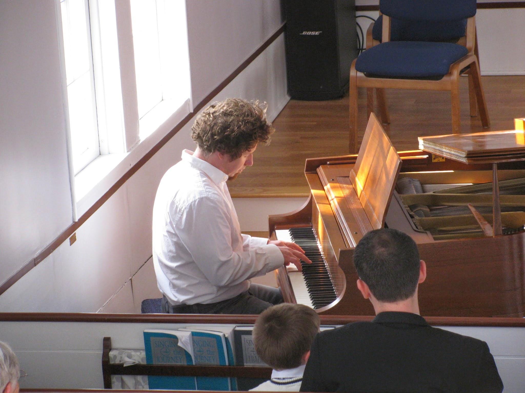 Pianist & Composer Eli Woods