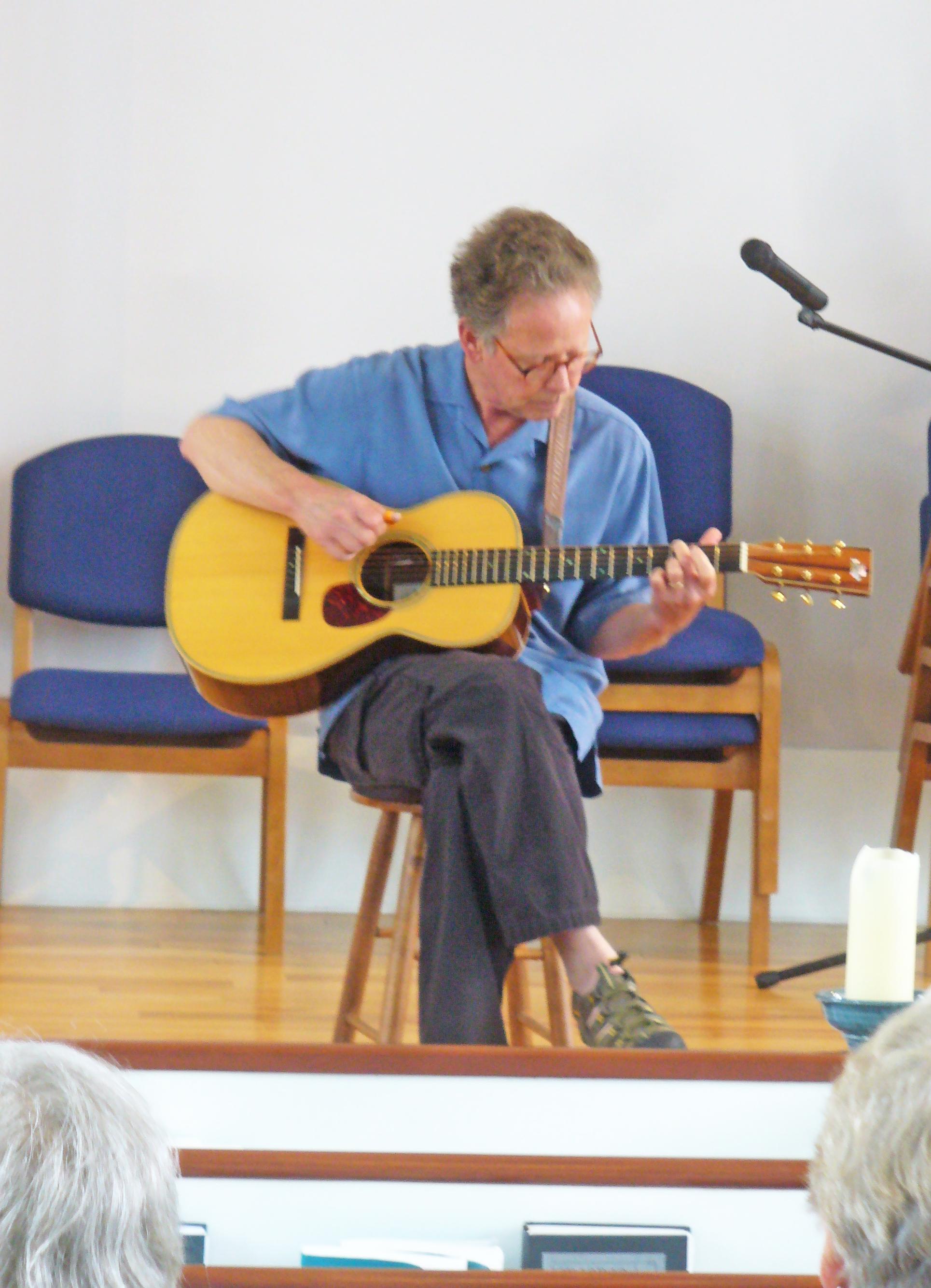 John Dodge guitar