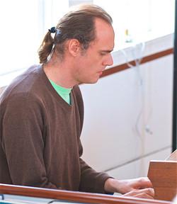 pianist Michael Holt