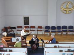 New Cape Musica Quartet