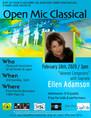Feb 16th, 2020 / Featuring Soprano Ellen Adamson /  FPB UU 3pm