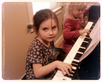 4 year old pianists