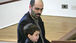 Daddy son piano