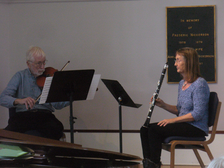 Bob Marcus&Janet Atherton