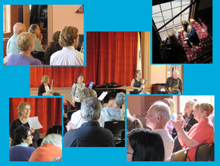AFTER SO MANY SHIPWRECKS, A HAVEN / Report of May 20th Event at Sandwich Town Hall