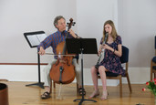 Clarinet Cello Duet