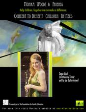 Klarinetista & Friends - Concert to Benefit Children in Need