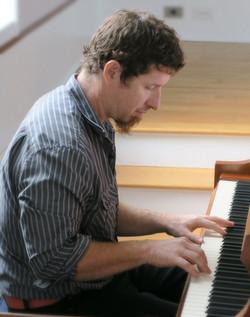 Eli Woods piano