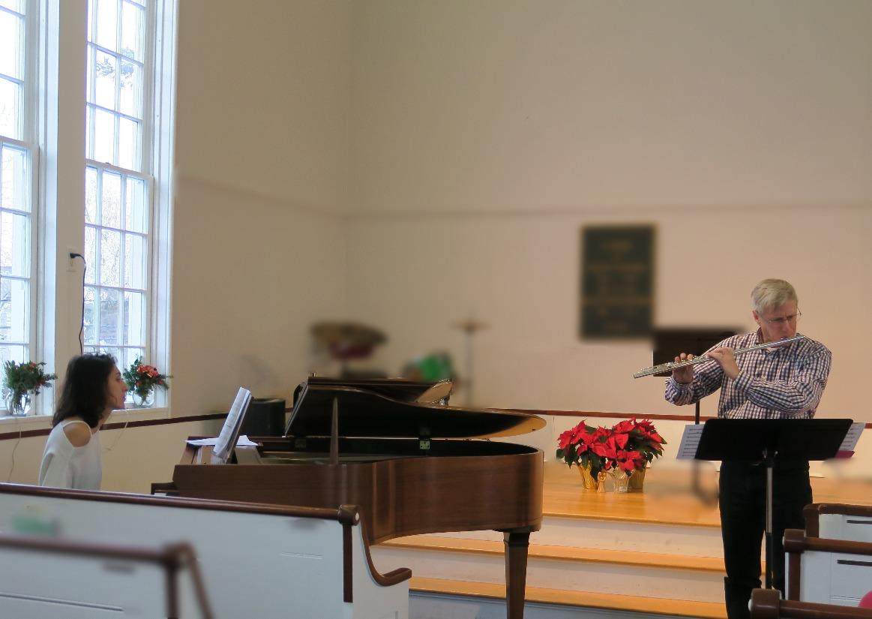Flute - Piano