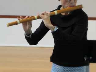 Ancient Flute Sounds / Report of our Event / Report of our Event on Oct15th, 2017