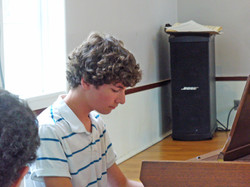 Jeremy Spivak, piano