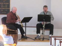 Bruce Abbott & Berke McKelvy