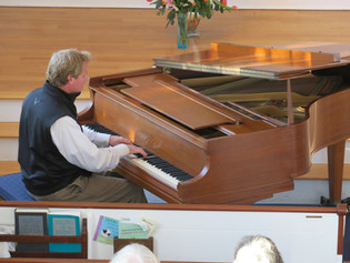 February 21st, 2021 - 3pm / Online / guest pianist Jared McMurray from Cotuit