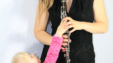 Search for 'Soloist' includes Brewster clarinetist