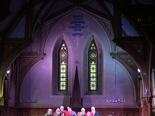 Americana Concert Series / Yarmouth New Church