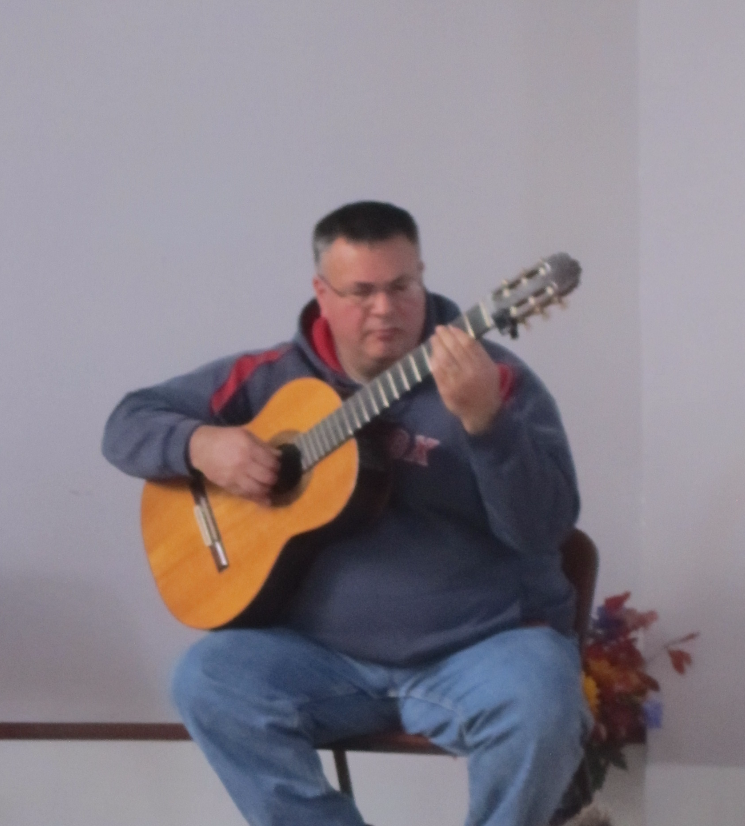 Rich Elliott-Grunes solo guitar