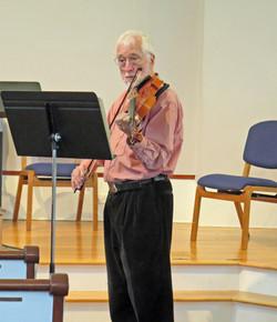 violist Bob Marcus