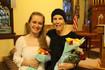 with pianist Deborah Geithner