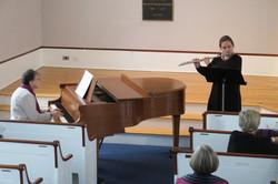 Handel on Flute