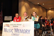 Music Memory Competition Judges