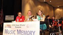 Music Memory Contest - Cape Cod, June 2013