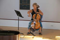 Ellen Adamson cello