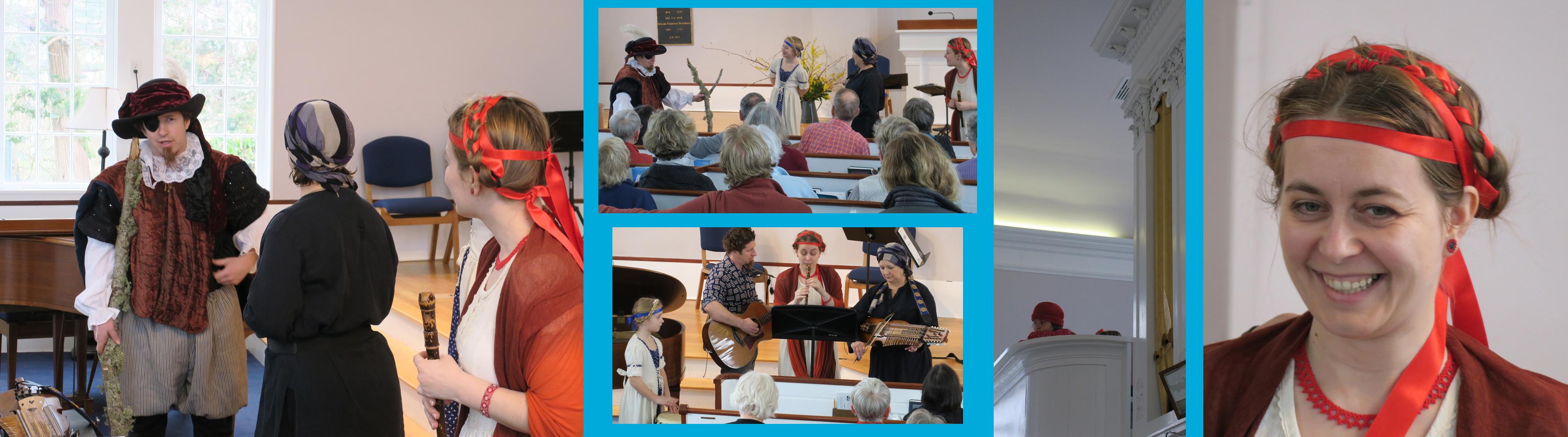 Medieval Theatre & Music
