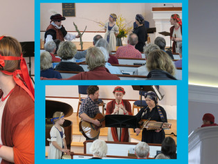 WHAT STRING THROUGH YONDER LUTE BREAKS / Report of our April 15th, 2018 Event