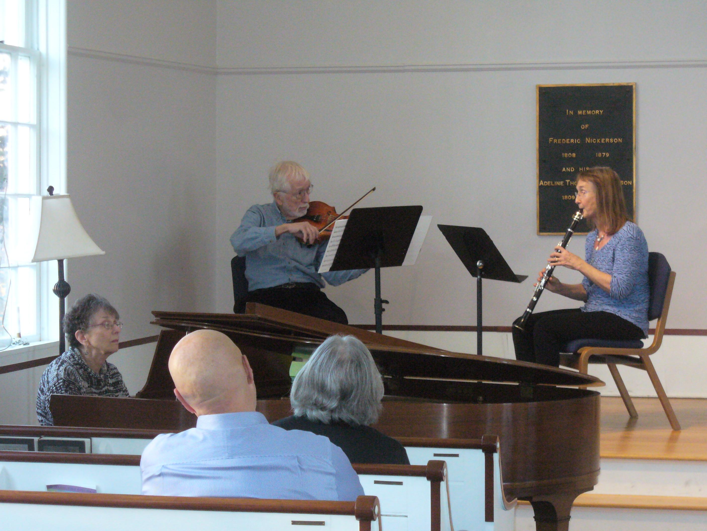 """Mozart """"Kegelstatt"""" Trio"""