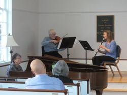 """Mozart """"Kagelstatt"""" Trio"""