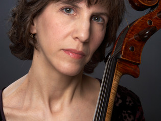 May 16th, 2021 - 3pm / Online / guest cellist Natasha Brofsky