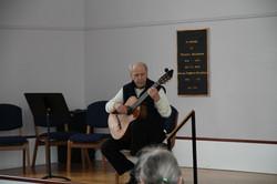 Jim Skinger guitar player
