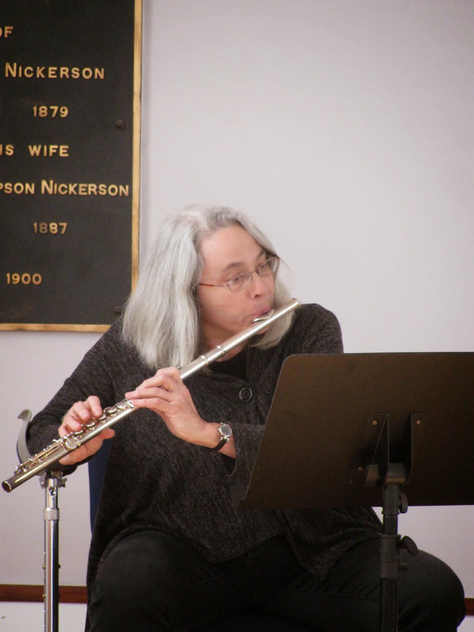 Vicky Goldsmith flute