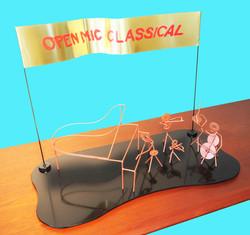 OMC Sculpture Unveiling
