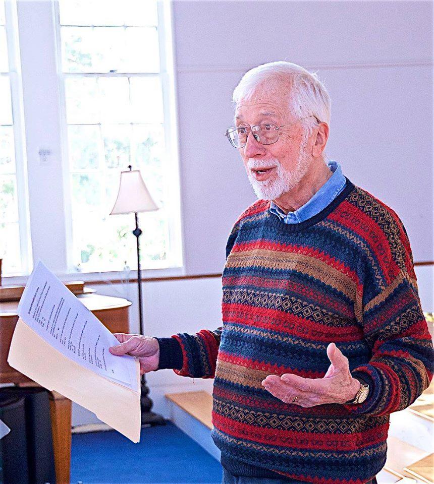 Co-founder Bob Marcus