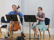 WOMR Interview with Open Mic Classical