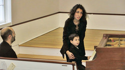 3 year old pianist