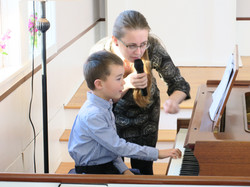 6 years old pianist