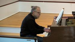 Pianist Arthur Dimond