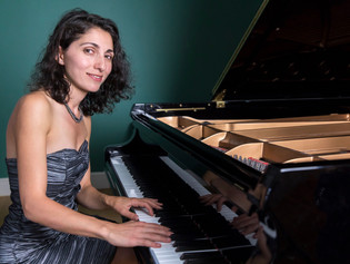 September 20th, 2020 - 3pm / Online on ZOOM / guest feature pianist Ana Glig