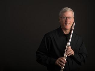 Oct 18, 2020 - 3pm / Online / guest flutist Carl Gutowski with pianist James Fitzwilliam