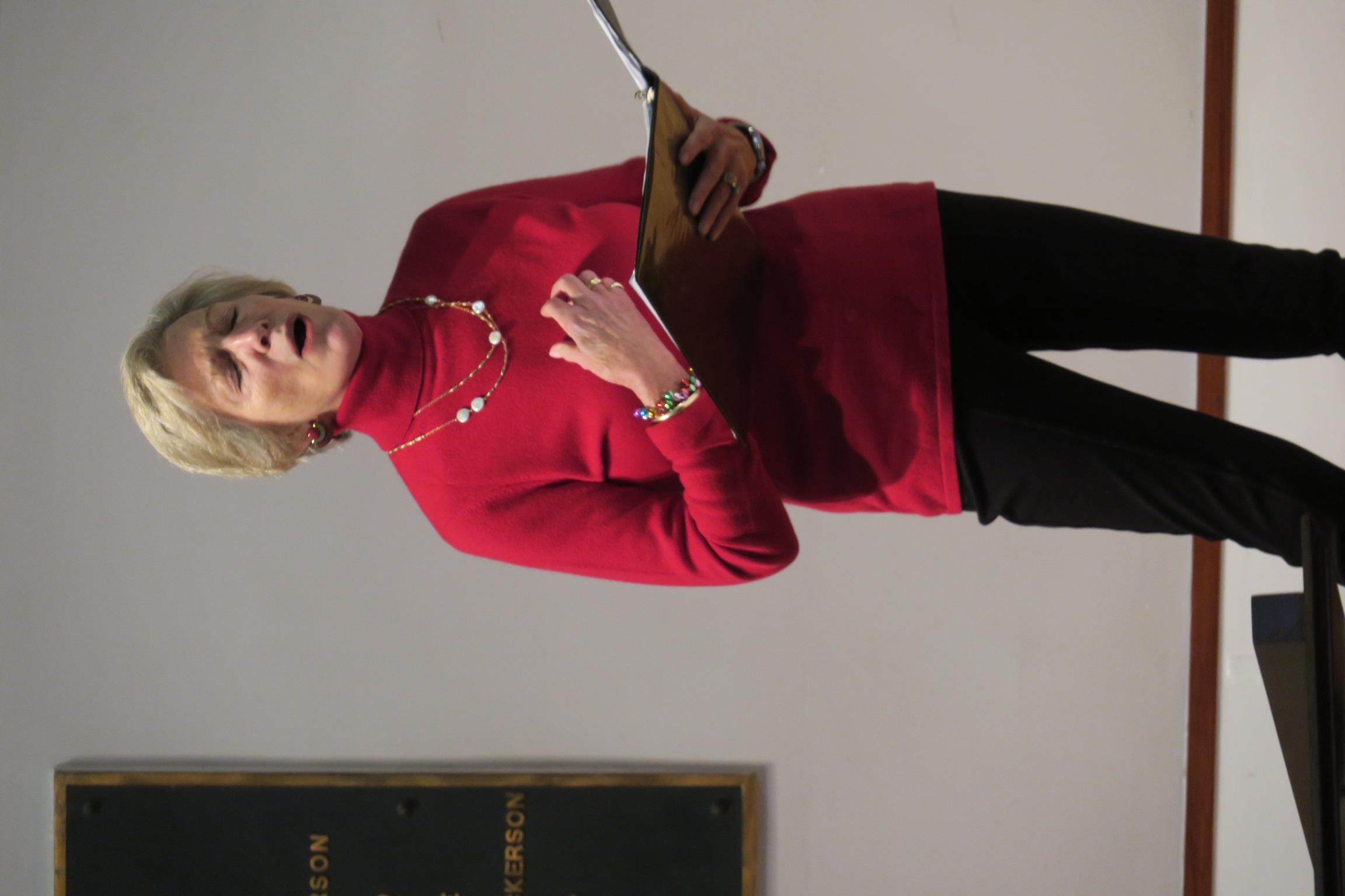 Elizabeth Hessler - Puccini