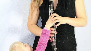 Transylvanian Clarinetist Makes a New Home for Her Music / WCAI interview with Monika Woods by Dan R