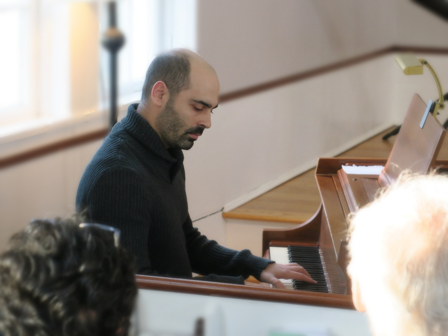 Pianist James Rosenblum
