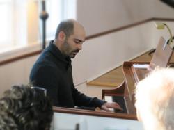 Pianist James Rosenblum