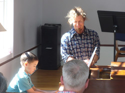 5 years old pianist